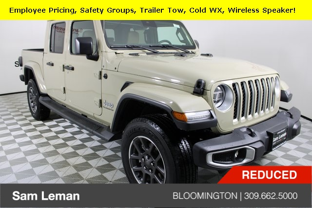 New 2020 Jeep Gladiator Overland Crew Cab In Bloomington J20085