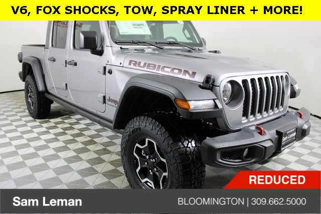 New 2020 Jeep Gladiator Rubicon Crew Cab In Bloomington J20091