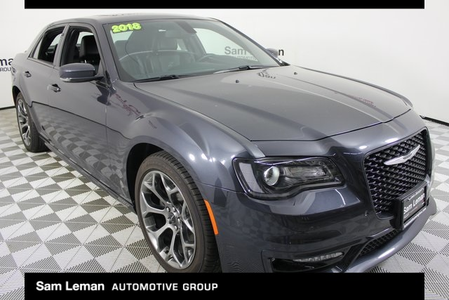 Pre-Owned 2018 Chrysler 300 S