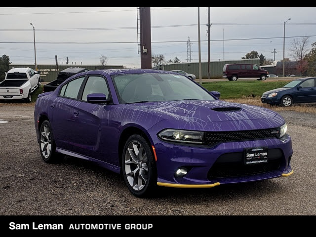 New 2019 Dodge Charger Gt Sedan In Bloomington D19002 Sam Leman