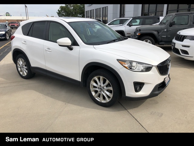 Wonderful Pre Owned 2013 Mazda CX 5 Grand Touring