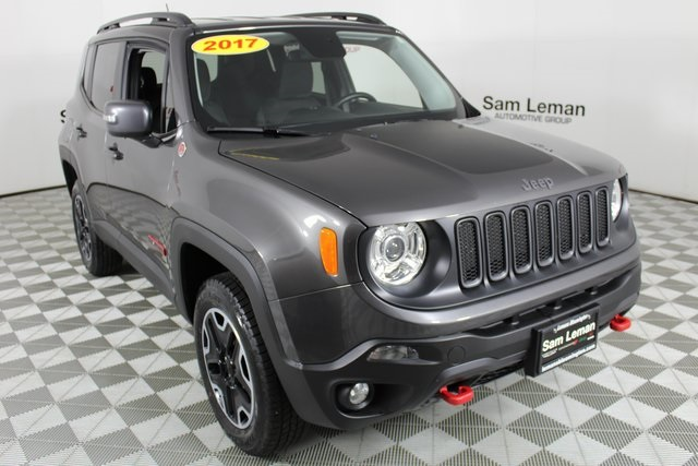 Pre Owned 2017 Jeep Renegade