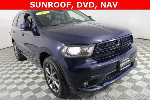 Pre-Owned 2018 Dodge Durango GT AWD