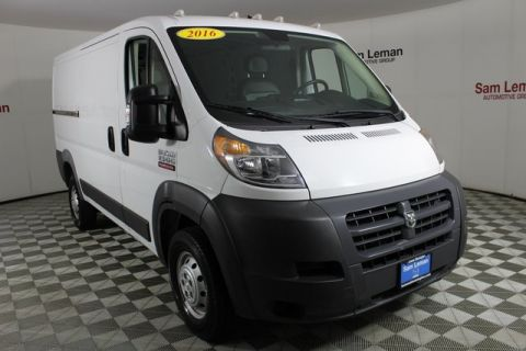 Pre-Owned 2016 Ram ProMaster 1500 Low Roof
