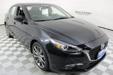 Pre-Owned 2018 Mazda3 Grand Touring