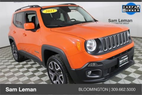 Pre-Owned 2015 Jeep Renegade Latitude