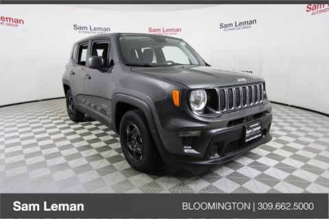 New Jeep For Sale In Normal Bloomington Jeep Dealership Sam